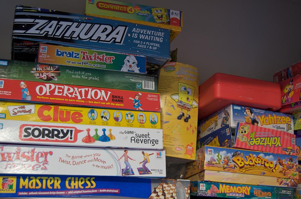 Kidslox - Blog - Indoor game ideas: Think fast