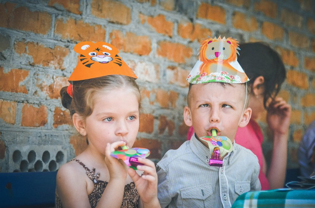 5 open air kids party game ideas