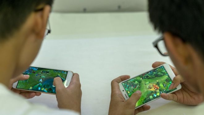 Tencent to curb children's online gaming time