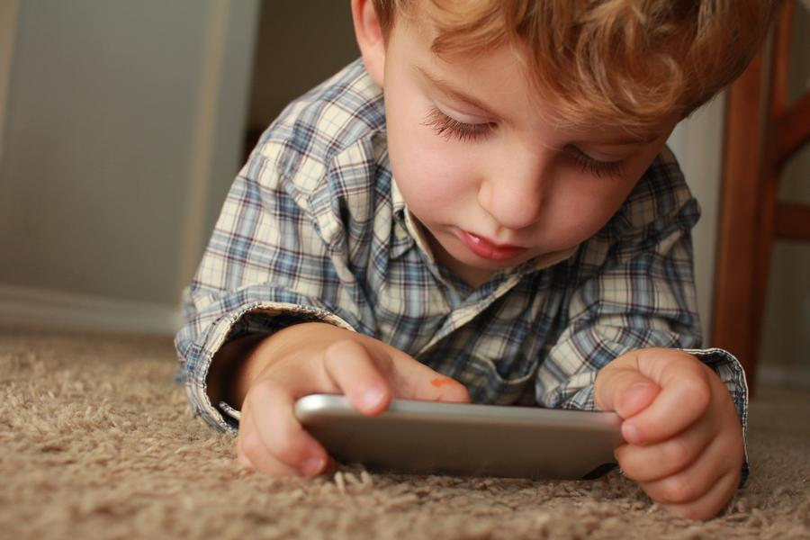 Keeping Kids Away From Their Screens