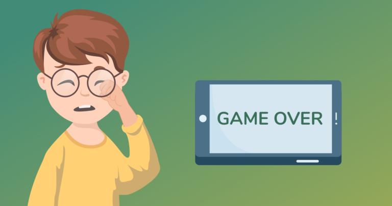 Kidslox - Blog - Negative effects of video games